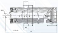 Гидроцилиндр 452802-8603010